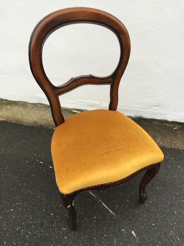 antik stuhl neu und gebraucht kaufen bei. Black Bedroom Furniture Sets. Home Design Ideas
