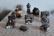 12 Vollmer Modellhäuser