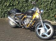 125er Custom-Bike (