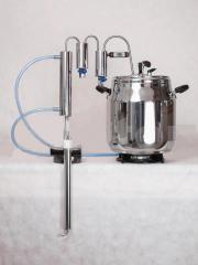 17L Filter Destillieranlage.