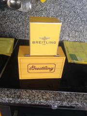 2 Breitling Holzkiste