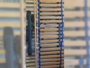 2 elektrische Lattenroste,