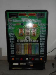 2 Geldspielautomaten, Tischkicker,