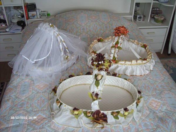 3 hochzeitskorb korb k rbe hochzeit verlobung in mannheim alles f r die hochzeit kaufen. Black Bedroom Furniture Sets. Home Design Ideas