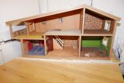 2 Puppenhäuser zum