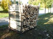 2 Raummeter Brennholz