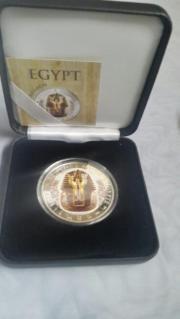 2 Silbermünzen Sonderprägung