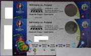 2 Tickets Deutschland -