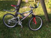 26 Zoll Mountainbike mit 21 Gang Shimano Schaltung Zu Verkauf steht ein 26 Zoll Mountenbike der Marke Cyco mit 21 Gang Shimano Schaltung, Scheibenbremsen vorne. Rahmenhöhe 48 cm, Tail und ... 120,- D-63607Wächtersbach Heute, 11:00 Uhr, Wächtersbach - 26 Zoll Mountainbike mit 21 Gang Shimano Schaltung Zu Verkauf steht ein 26 Zoll Mountenbike der Marke Cyco mit 21 Gang Shimano Schaltung, Scheibenbremsen vorne. Rahmenhöhe 48 cm, Tail und
