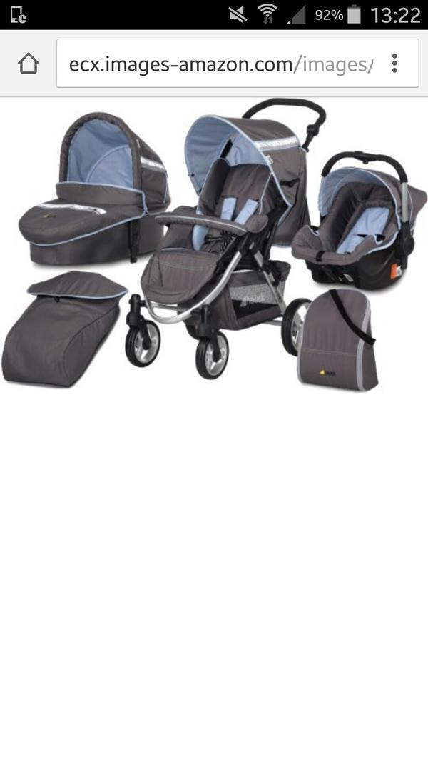 3in1 kinderwagen hauck apollo in dortmund kinderwagen. Black Bedroom Furniture Sets. Home Design Ideas