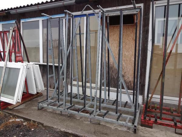 4 glasb cke transportgestelle glasscheiben in sangerhausen sonstiger gewerbebedarf kaufen und. Black Bedroom Furniture Sets. Home Design Ideas