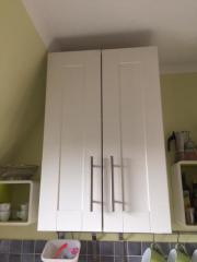 4 Küchenschränke Oberschränke