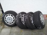 4 *Michelin Winterreifen 205/65 R15 94 H TL Alpin A4 auf Stahl Felgen gebraucht kaufen  Wilhelmsfeld