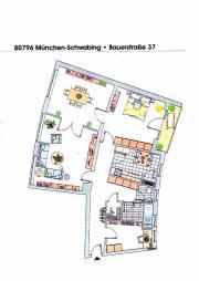 4 Zimmer - Küche -
