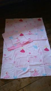 4x Mädchenbettwäsche