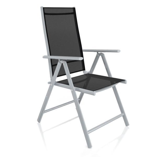 Gartenmobel Gebraucht Passau : Gartenklappstühle Aluminium Hochlehner, 7fach verstellbar