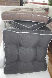 6x grau/schwarze
