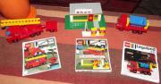 7 alte Lego-