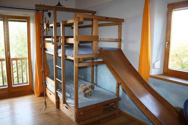 abenteurhochbett gullibo in kirchansch ring betten kaufen und verkaufen ber private kleinanzeigen. Black Bedroom Furniture Sets. Home Design Ideas