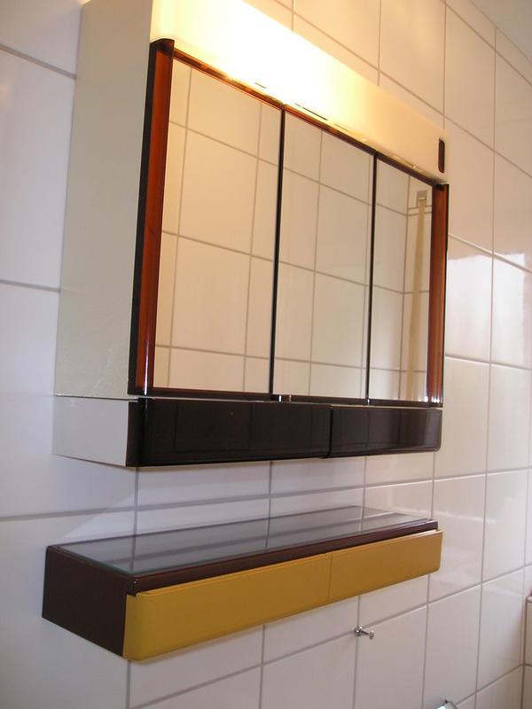 ablage unter spiegelschrank in karlsruhe k chenzeilen anbauk chen kaufen und verkaufen ber. Black Bedroom Furniture Sets. Home Design Ideas