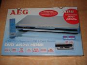AEG HDMI DVD