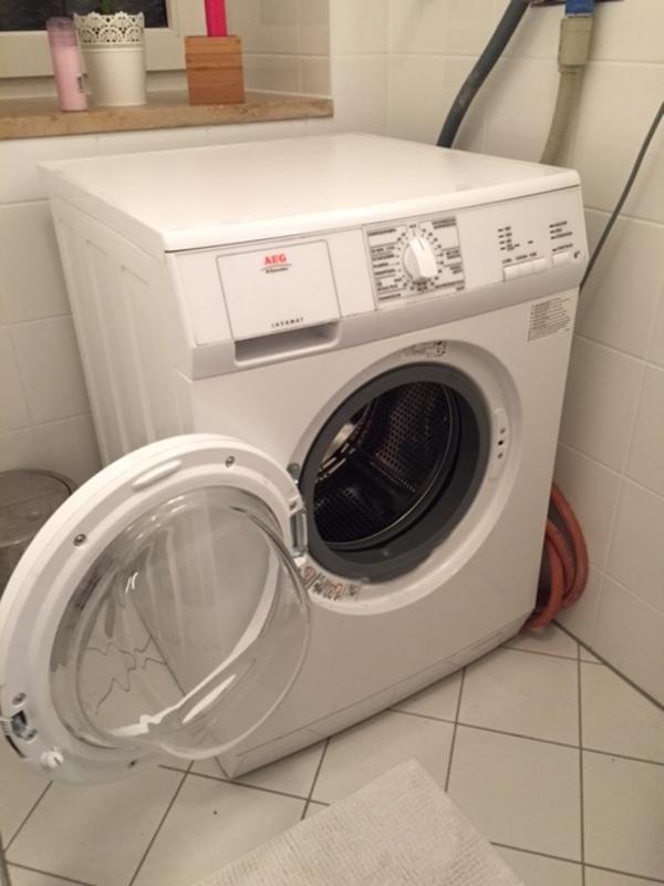 aeg waschmaschine zu verkaufen 200eur in m nchen waschmaschinen kaufen und verkaufen ber. Black Bedroom Furniture Sets. Home Design Ideas