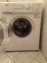 AEG weiße Waschmaschine (