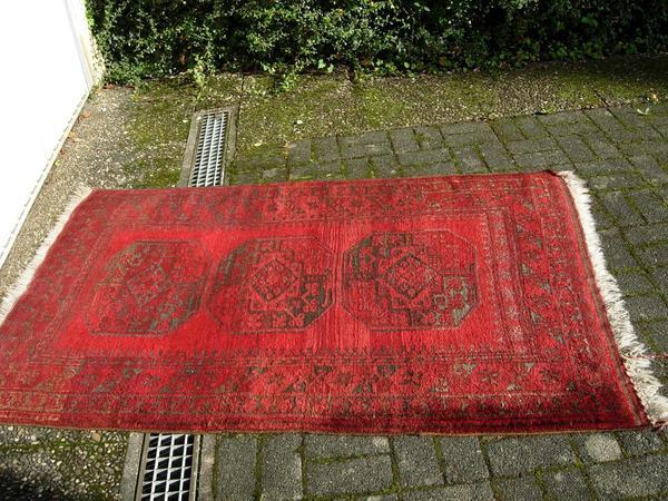Afghan Teppich in Darmstadt  Teppiche kaufen und