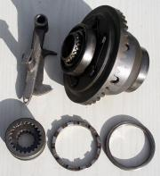Agria 1900 Differential