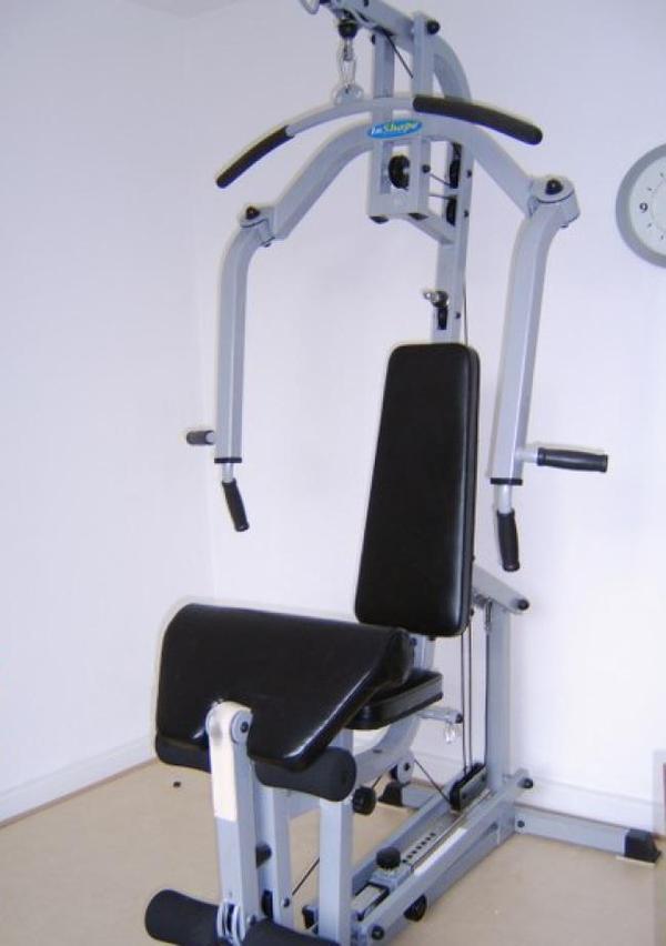 all in one fitnessger t in kleve fitness bodybuilding. Black Bedroom Furniture Sets. Home Design Ideas