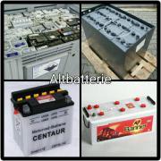 Altbatterie Entsorgung