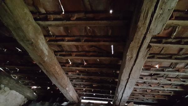 alte dachbalken gut erhalten 13 st ck ca 3 4 meter und 5 meter in ipsheim sonstiges material. Black Bedroom Furniture Sets. Home Design Ideas