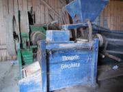 Alte Maschinen von
