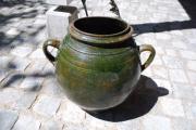 alter Keramik-Topf