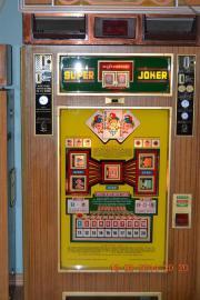Alter Spielautomat Super