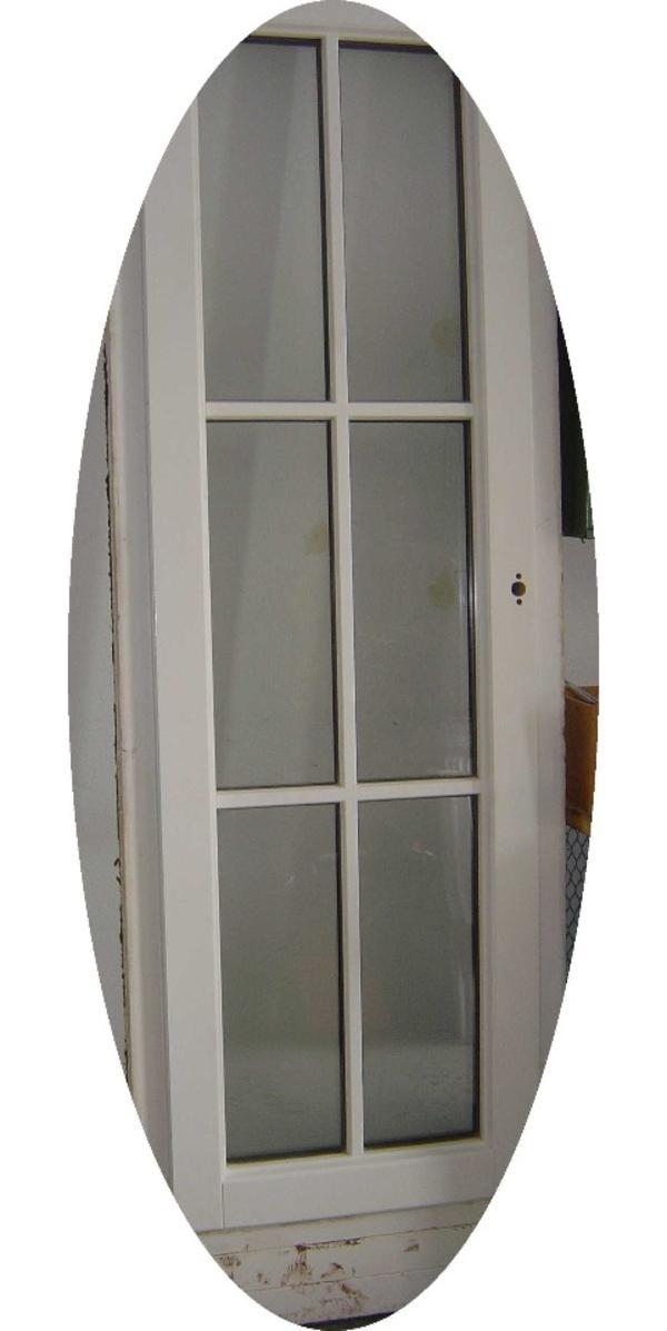 Alu fenster bodentief t r von kneer alu holzrahmen for Fenster bodentief