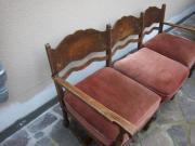 Antike 3-Sitzer