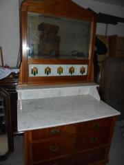 kommode spiegel antik haushalt m bel gebraucht und. Black Bedroom Furniture Sets. Home Design Ideas
