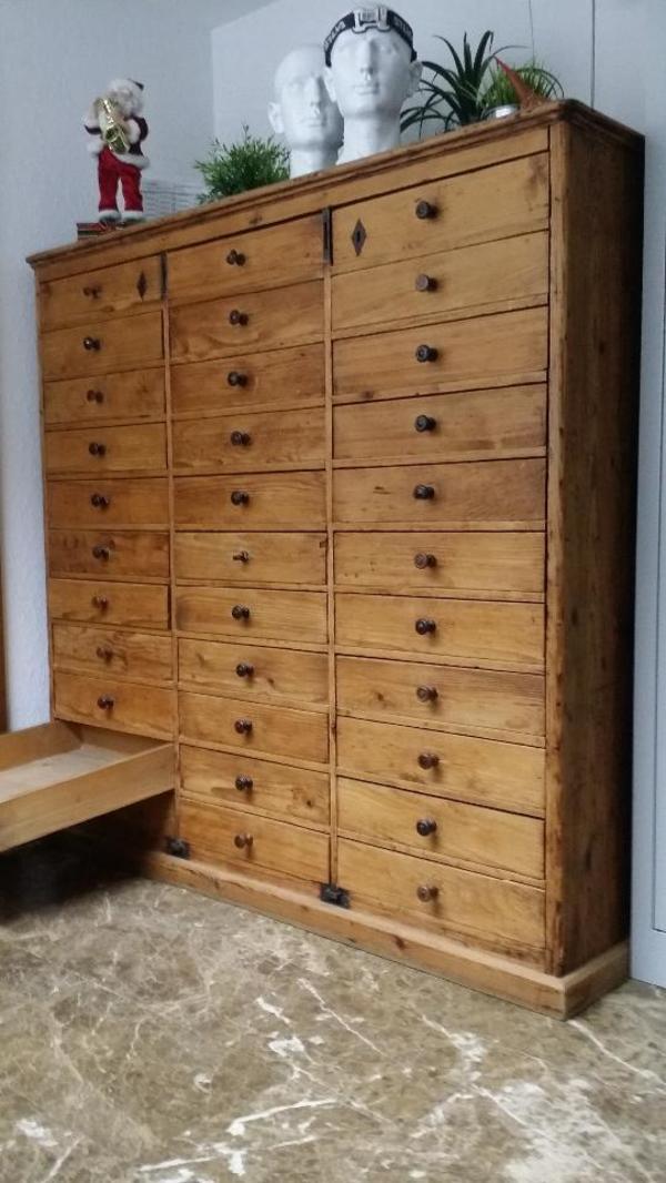 apotheker schrank neu und gebraucht kaufen bei. Black Bedroom Furniture Sets. Home Design Ideas