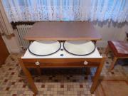Antiker Küchentisch