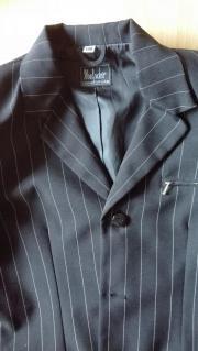Anzug, Nadelstreifenanzug in