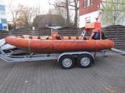 Arbeitsboot oder Sportboot