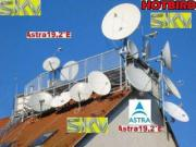 Astra SAT-Techniker