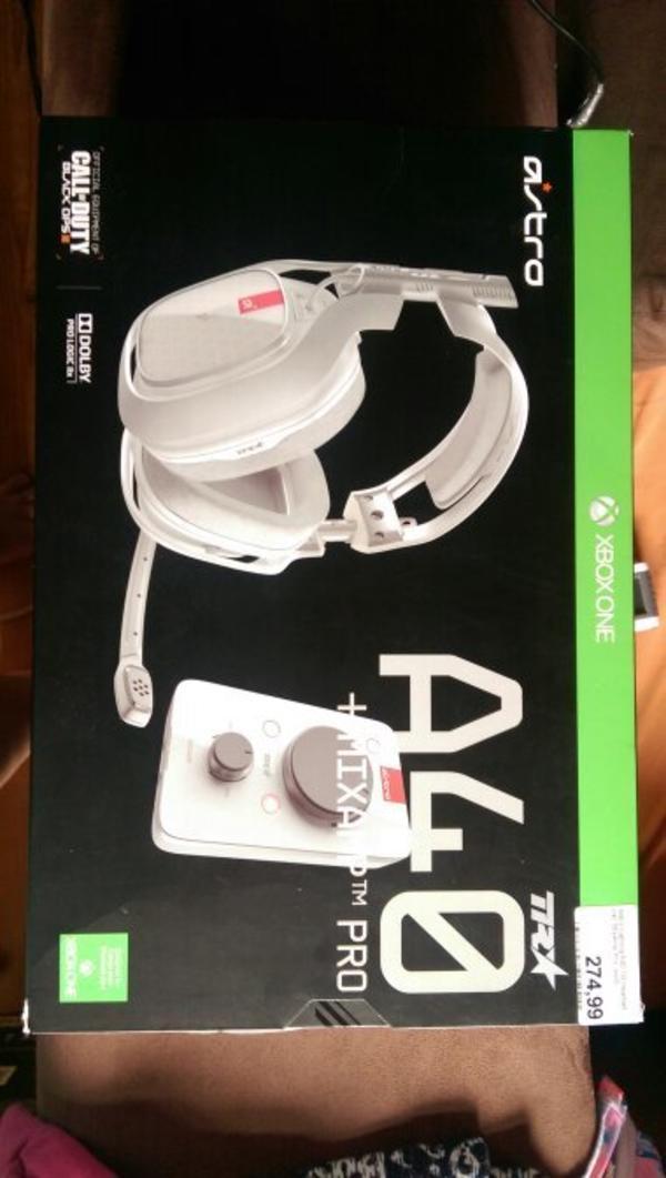 Astro A40 TR + » X-Box, Gerät & Spiele