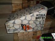 ATTIKA Benzinmotorkettensäge , BKS45,