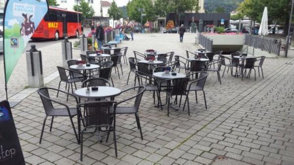 Aussenbestuhlung Gastronomie, Gartenmöbel in Birkenfeld ...