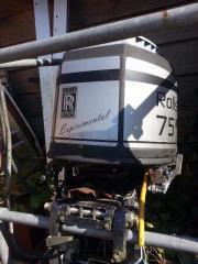 Außenbordmotor !!!DIESEL!!! Aussenbordmotor