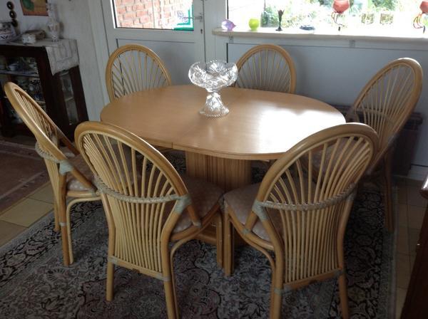 Tisch oval neu und gebraucht kaufen bei for Esszimmertisch oval