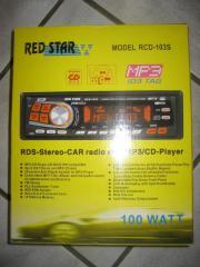 Autoradio mit MP3,