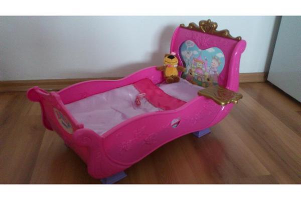 baby born magisches bett in reichenschwand baby und kinderartikel kaufen und verkaufen ber. Black Bedroom Furniture Sets. Home Design Ideas